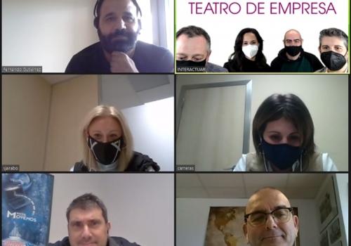 ENTREVISTA DESEMPEÑO VIRTUAL - GRUPO LOGÍSTICO CARRERAS