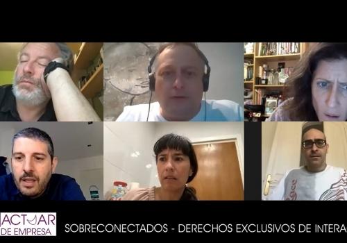 SOBRECONECTADOS - REUNIONES VIRTUALES
