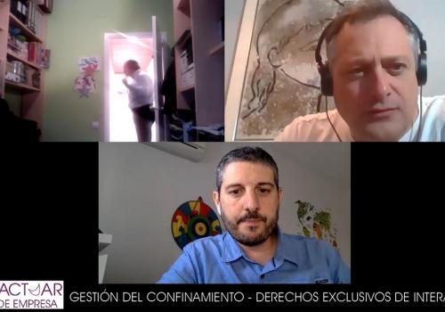 GESTIÓN DEL CONFINAMIENTO